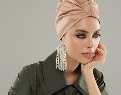 Katerina Finch Turbans Lookbook