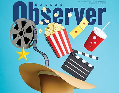 Cover for Dallas Observer