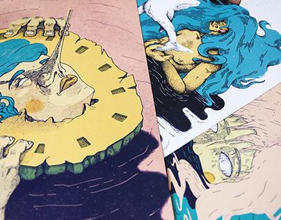 Syrens / Illustration Prints