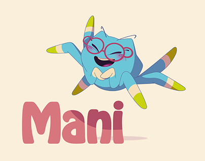 Mani - mascot