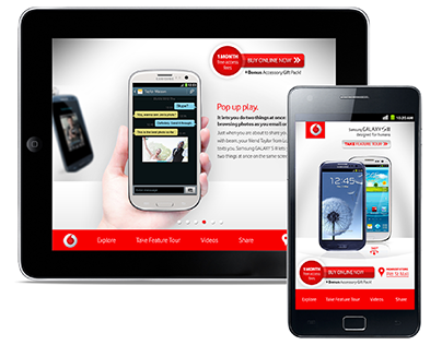 Vodafone - Introducing Samsung Galaxy SIII