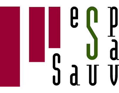 Logo Espace culturel Saint Sauveur (2005)