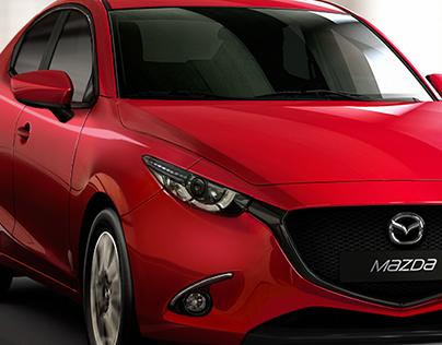 Mazda 2 2020 concept