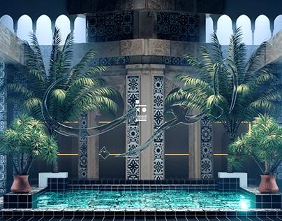 Morocco architect - Riad