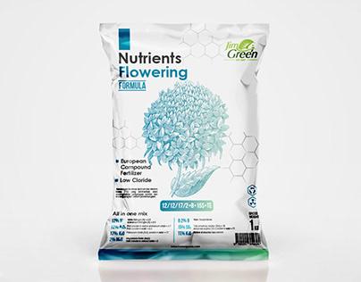 Design & Packaging for Fertilizer