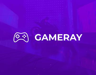 GameRay — UX/UI Redesign