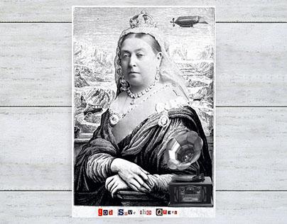 Digital manipulations | Vintage Postcards