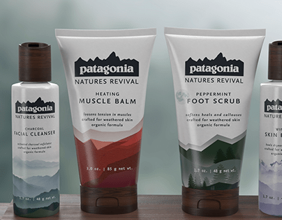 Nature's Revival Skin Care by Patagonia