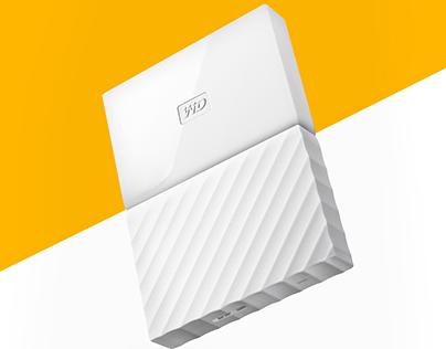 Western Digital Product & Packaging Design