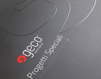brochure for store design firm