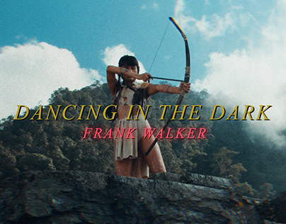 Dancing In The Dark - Frank Walker (Music Video)