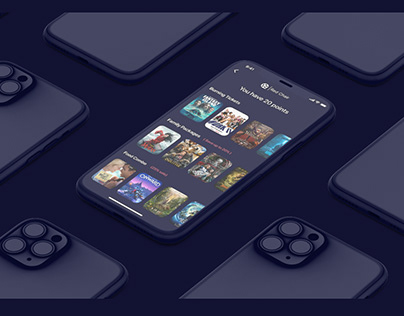 Red Chair - Cinema Booking App