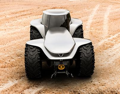 Valtra H202 Series Concept