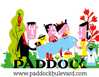 Paddock Centro Comercial