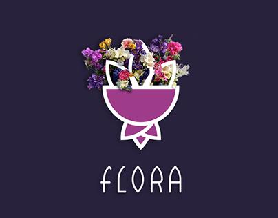 """Flora"" flower shop"