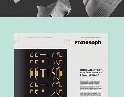 Protosoph – Platz zum Denken