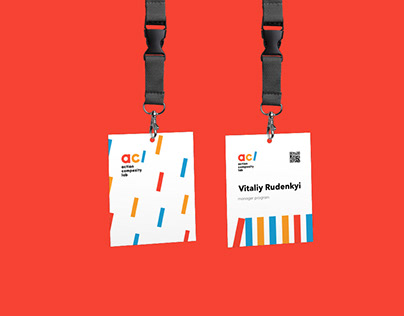 Identity and logo for the educational program at ILM