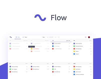 Flow - Time Management App