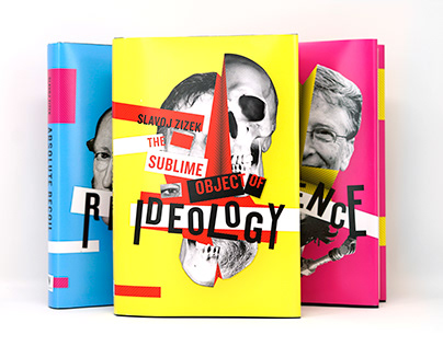 Slavoj Zizek Book Covers