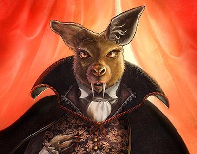 Vampire Wallaby