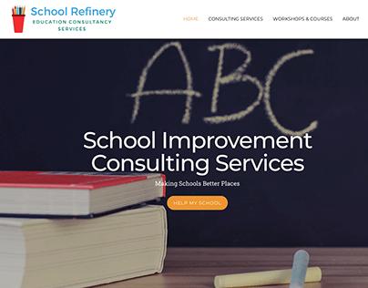 Website Copy | School Refinery