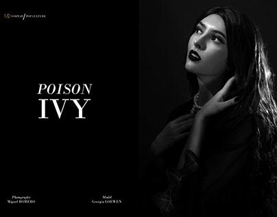 Poison Iviv - B&W