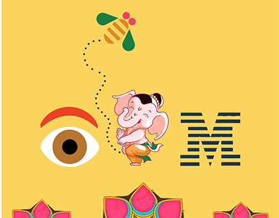 Poster Design- IBM