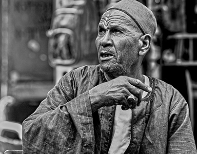 Cairo portrait