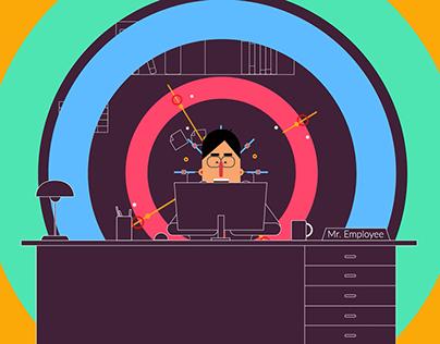 MyBiz- Explainer Animation Video