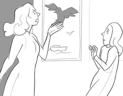 Carrie The Musical-Eve Was Weak Animatic