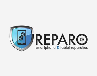 UI/UX & Webontwerp www.reparo.nl
