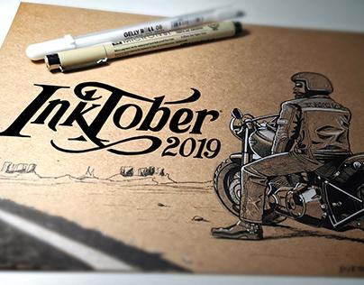 Ilustraciones Inktober 2019