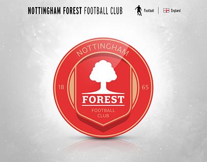 Nottingham Forest | logo redesign