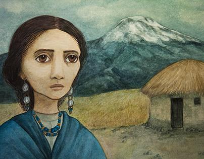 "Dolores Cacuango ""Mujeres 3"""