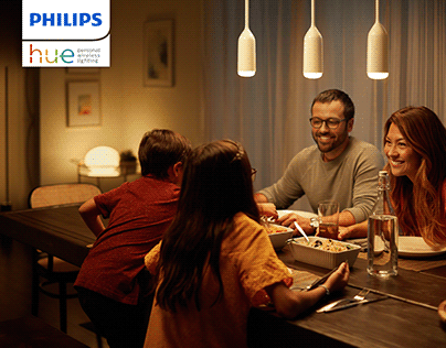 Philips Hue 2018 campaign videos