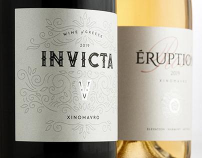 INVICTA ET ÉRUPTION