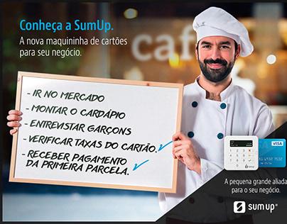 Agency Jüssi - Client SumUp - Campaigns