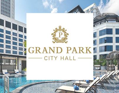 Grand Park City Hall