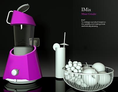 IMix Mixer Grinder