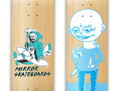 Mirror Skateboards