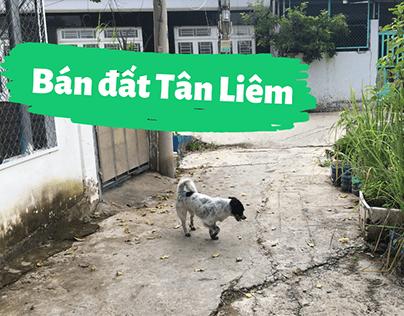 [Bán gấp] đất thổ cư đường Tân Liêm ấp 4 xã Phong Phú