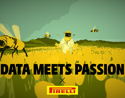 Pirelli - Data meets Passion