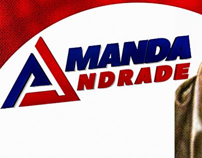 PRÉ-CAMPANHA VER. PSDB (BOM LUGAR-MA) - AMANDA ANDRADE