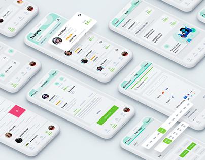 Qubiko App-Talk to a career expert (UX/UI case)