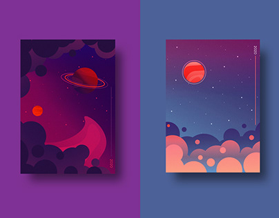 Quantity Vs Quality Project: Illustrated Posters