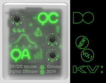 Digital October Visuals Vol. 01