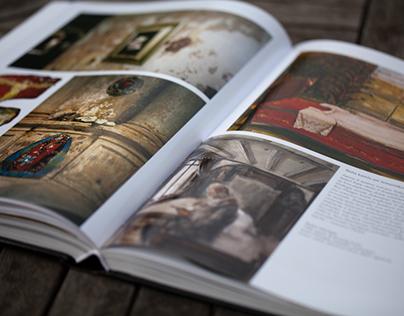 Book layout 'Laisvės paženklinti'