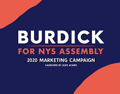 Chris Burdick for NYS Assembly