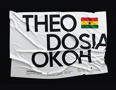 Theodosia Okoh | Ghana Flag