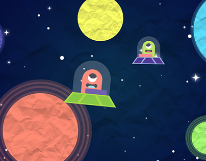 Space animation